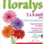 Les Floralys à Saint-Lys les 5 et 6 avril 2014